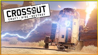 Crossout - R2-D2 is a MONSTER! (Crossout Gameplay)
