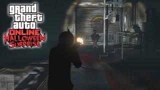 """Nuevo Modo de Juego """"EL ASESINO"""" - DLC Halloween GTA V Online PS4"""