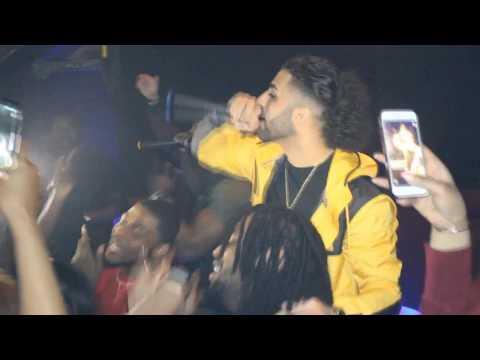B Young Live Performance @clubkhounslow - RounzTv #079Me #Jumanji