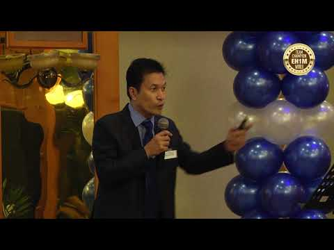 KANGEN WATER ROCK THE WORLD DUBAI   Anton Misajon Presentation