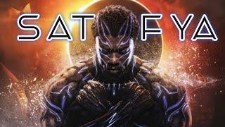 Black Panther - Satisfya   Black Panther Mashup   Black Panther Imran Khan's Satisfya Mashup  