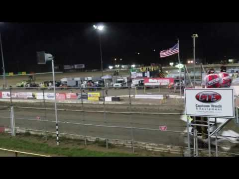 NCRA Sprints, A Feature, 81 Speedway, 7/1/17. (#4)