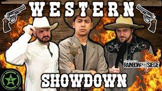 Detective Sheriff Davis (Showdown Gamemode) - Rainbow Six: Siege | Let's Play