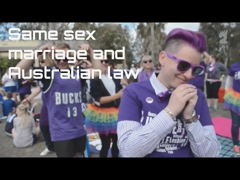 Same sex marriage and Australian law - The Feed
