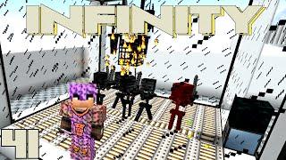 Minecraft Mods FTB Infinity - SUPER OP SPAWNER [E41] (HermitCraft Modded Server)