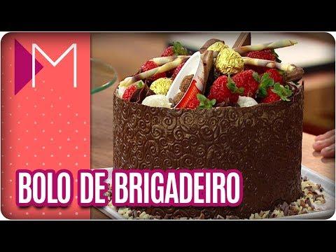 Bolo de brigadeiro - Mulheres (01/03/18)