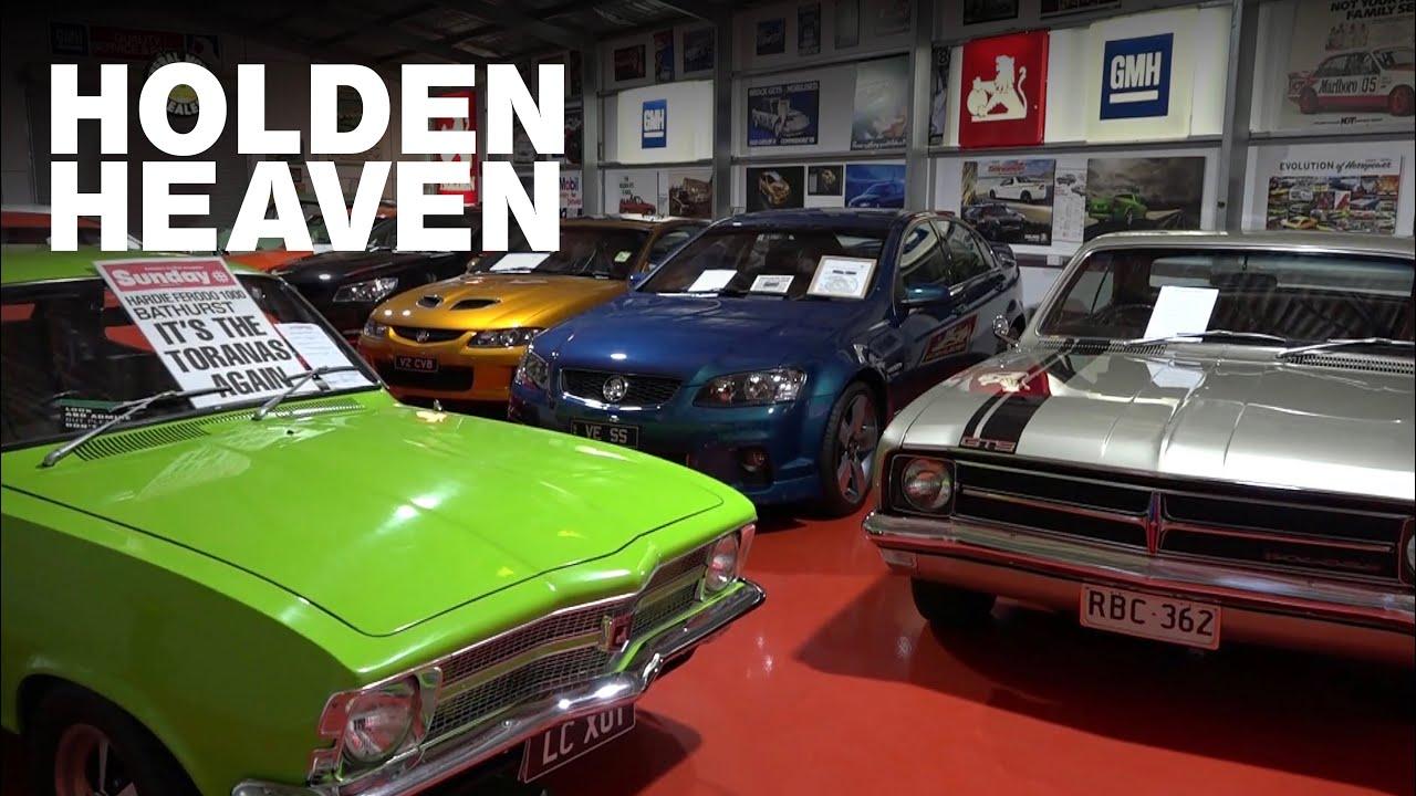 Michael Steinborner Holden Collector: Classic Restos Series 47