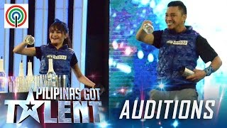 Pilipinas Got Talent Season 5 Auditions: Liquid Concepts - Flair Bartending Couple