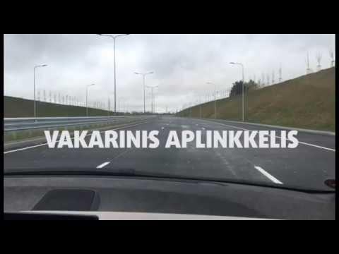 Vilniaus vakarinis aplinkkelis III etapas - į pabaigą