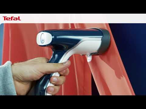 how-to-steam-a-blouse-|-tefal-handheld-garment-steamers