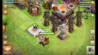 """Lets Play Clash of Clans #112""""RH11 First Reaktions+Grand Warden in Action live """"[HD] GER/DEUTSCH"""