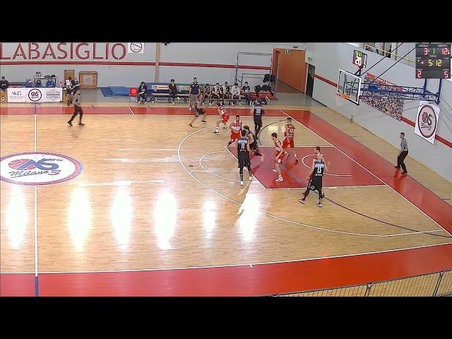 C Gold: Sporting Milano 3 Basket-Esse Solar Gallarate
