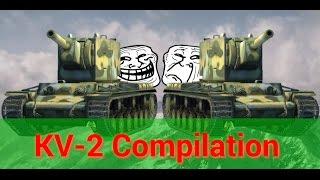KV-2 Compilation #7 - WoT Blitz