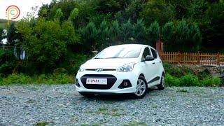 Hyundai i10 1.0 Style testi (2013)
