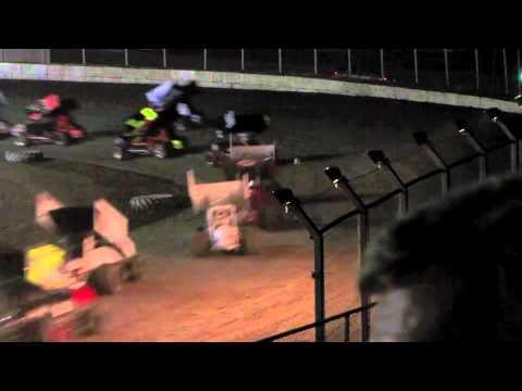 Kennedale Speedway Park RaceSaver Sprints