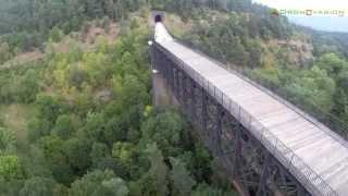 Gambar cover Pont de la Gagne By Drone Evasion