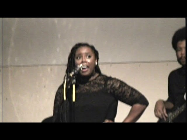 RAVEN SALVE' PERFORMING LIVE AT WAR&DV ANNUAL FUNDRAISER