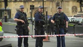Police Treat Car Attack Near U.K. Parliament as Terrorism