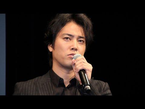 桐谷健太、前作公開の19年前は「役者目指してスカートはいていた」映画「GONIN サーガ」プレミア試写会2 #Kenta Kiritani #Masahiro Higashide