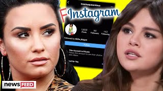 More celebrity news ►► http://bit.ly/subclevvernews #demilovato #selenagomez #selenators alright i know you guys want all the tea on what's going down with d...