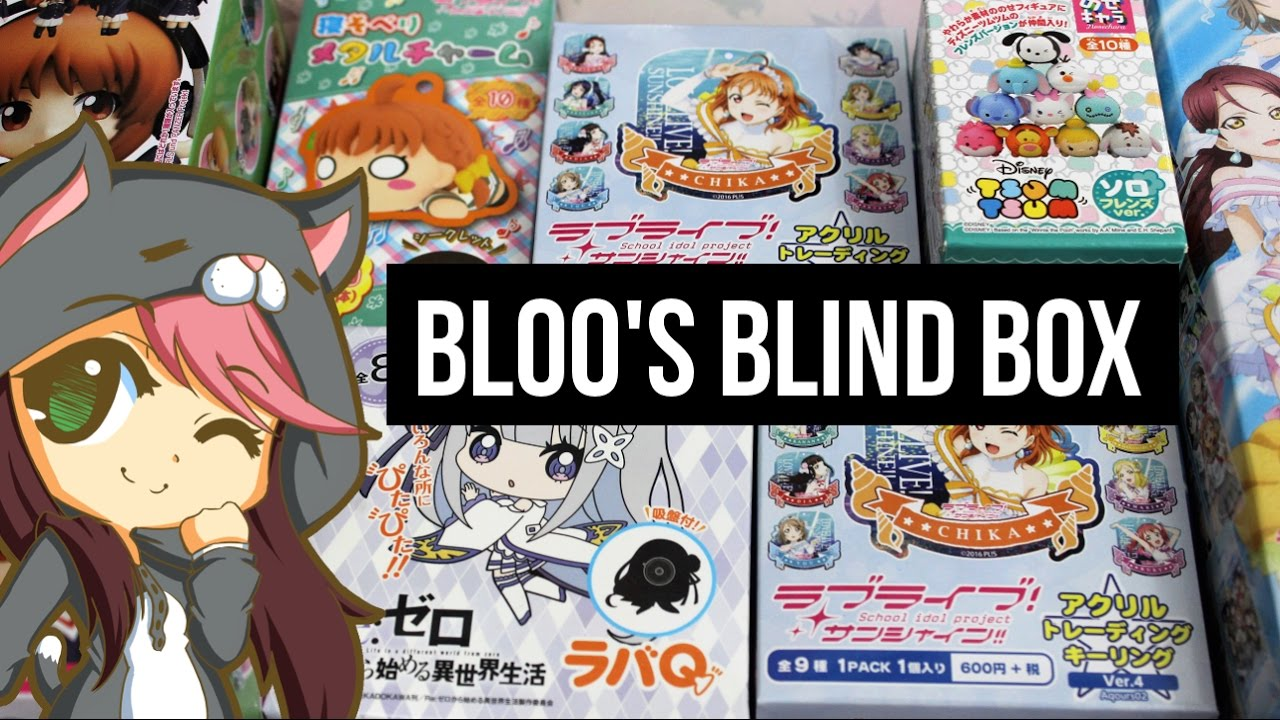 magical box time revival royal bokan blinds and blu blind review ray dollar right girl rightstuf anime stuf