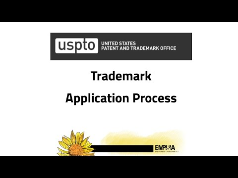 USPTO Trademark Application Process.mpg