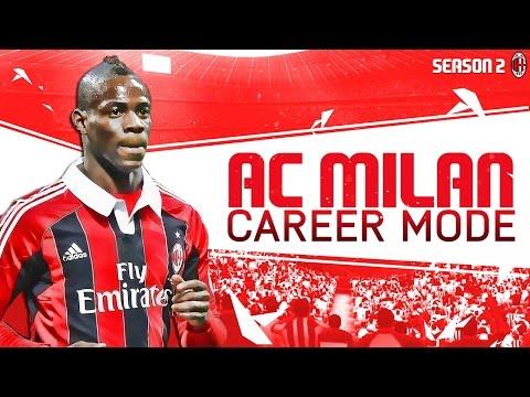 FIFA 16   AC Milan Career Mode   S2E9   A Champions league shocker!!