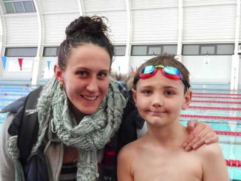 Ben Cross Swimming 2015-2016