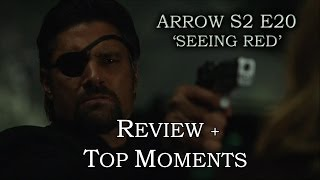 Arrow Season 2 Episode 20 - SHOCKING EPISODE - Review + Top Moments