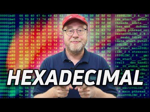 Understanding Hexadecimal (including HTML/CSS Color Codes)