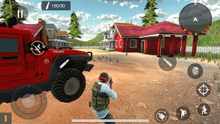 PVP Shooting Battle 2020 Online and Offline game Android Gameplay screenshot 2