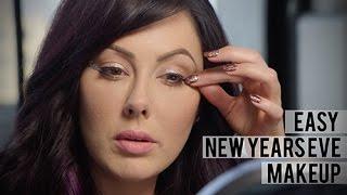 Easy New Years Eve Makeup | Makeup Geek