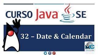 Tutorial Java SE - 32 Manejo de Fechas (Date y Calendar)