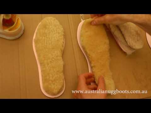 Making Australian Ugg Boots - Certified Australian Made® Member