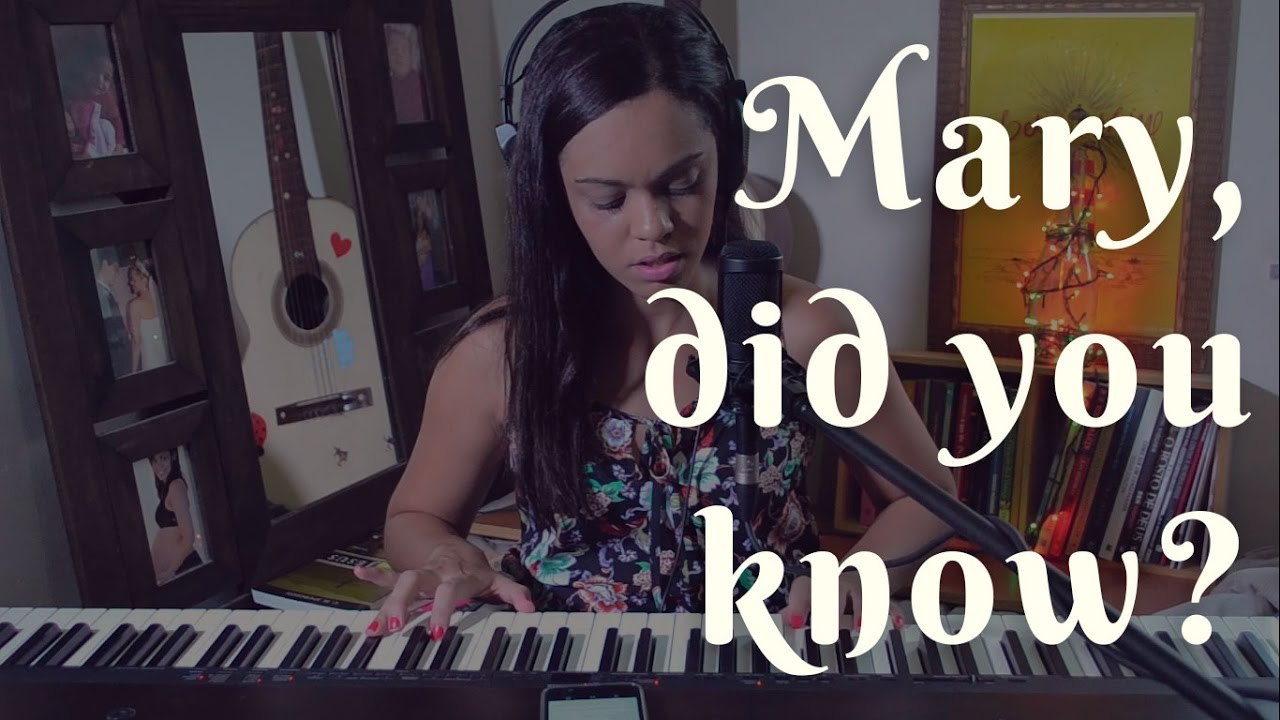mary did you know pdf chords