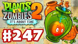 Plants vs. Zombies 2: It's About Time - Gameplay Walkthrough Part 247 - Vasebreaker! (iOS)