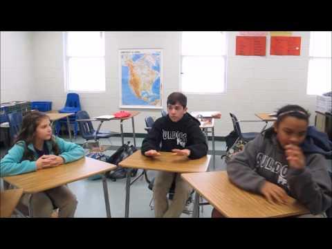 ATF 2014-2015 - Primaire - Pierre Part Middle School - Une Wallone dans les bayous du Pierre Part