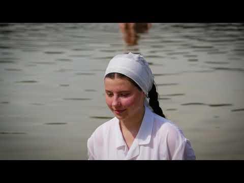 Крещение 2021 - христианский ролик о крещении ЕХБ