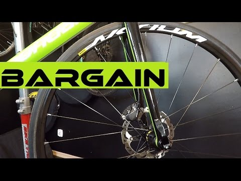fb1deefa6c3 Budget Road Bikes Wheels Review - Mavic Aksium Disc. Why Would I Buy These