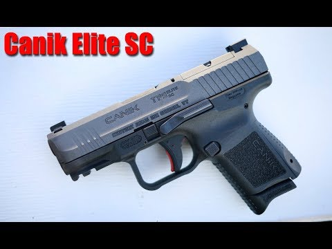Canik Elite SC $350 Sub Compact 1000 Round Review
