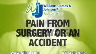 Accident Recovery and Chronic Pain Treatment