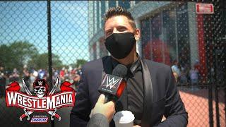 The Miz & John Morrison Are Pumped For The WrestleMania Crowd: WrestleMania Exclusive, Apr 10, 2021