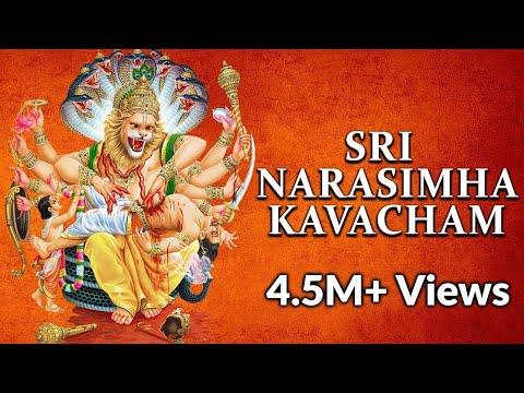SRI NARASIMHA KAVACAM Ultimate protection mantra- Srimathumitha