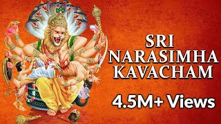 Repeat youtube video SRI NARASIMHA KAVACAM Ultimate protection mantra- Srimathumitha