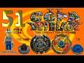 II Copa Beyblade - 51. Beat Lynx TH170WD vs Diablo Nemesis X:D (Oitavas de Final)
