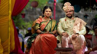 Aditi & Prathamesh Wedding - Cinematic