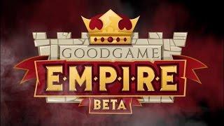 прохождение Goodgame empire №1