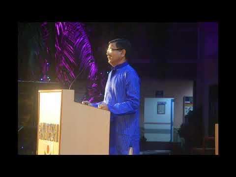 Meerut Commissioner Dr  Prabhat Kumar Inspiring Speech at BIMTECH
