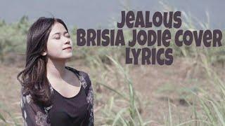 Jealous - Brisia Jodie Cover (Lyrics)