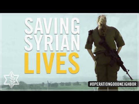 Close Up: Paramedic on the Syrian Border